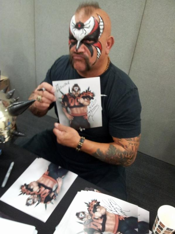 Road Warrior Animal (Wrestler)
