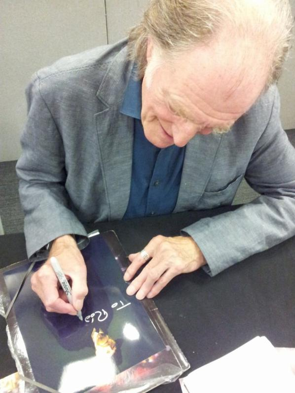 David Bradley (The Strain, Harry Potter, Doctor Who, Game of Thrones)