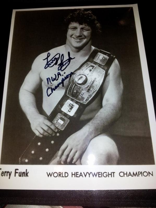 Terry Funk (Wrestler)