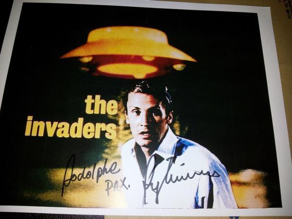 Roy Thinnes (Les Envahisseurs, Danger planète inconnue)