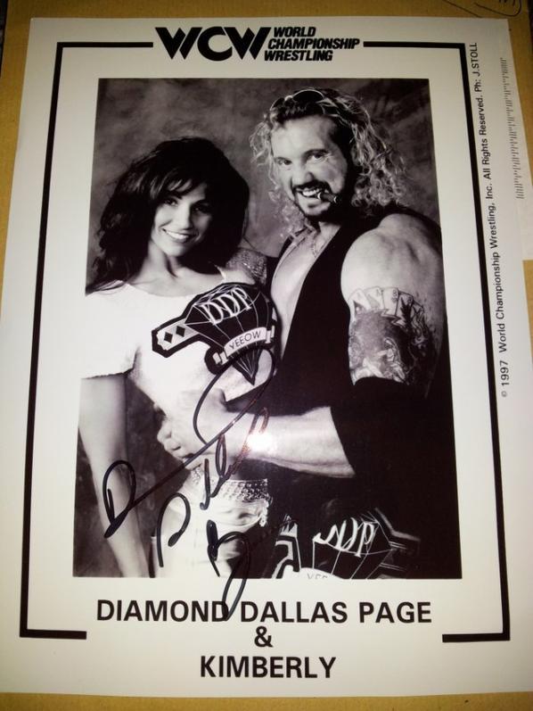Diamond Dallas Page (Wrestler)