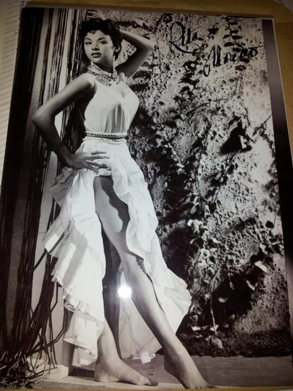 Rita Moreno (West Side Story, Chantons sous la pluie, Le Jardin du diable)