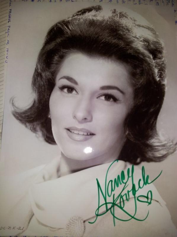 Nancy Kovack (Jason et les Argonautes, Les Naufrages de l'espace)