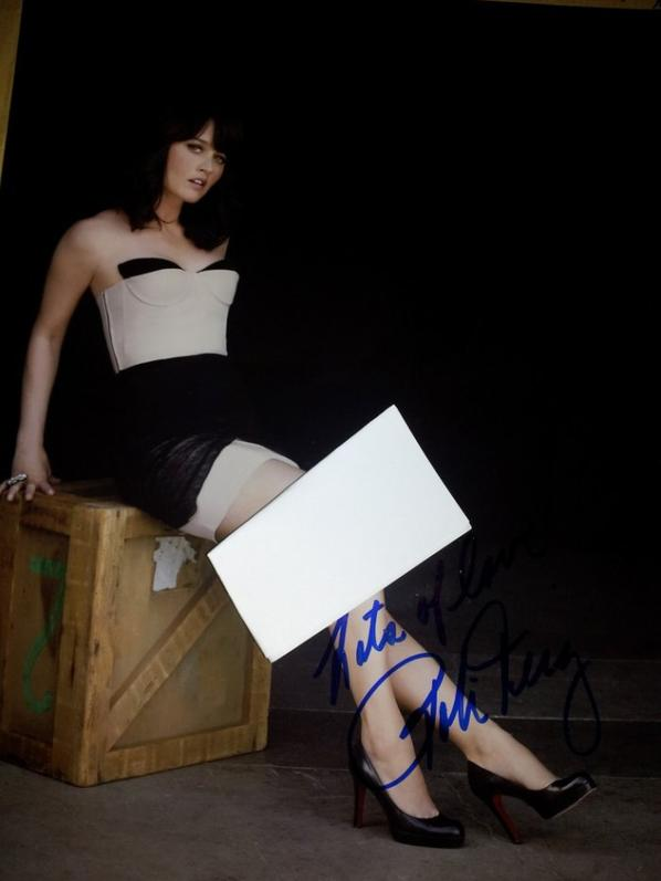 Robin Tunney (Prison Break, The Mentalist, La fin des temps)