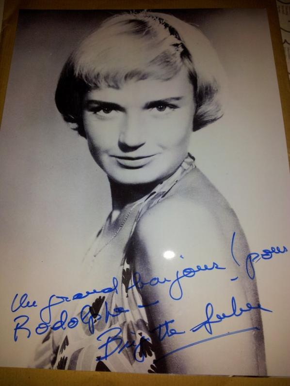 Brigitte Auber (La Main au collet, Rendez-vous de juillet, Sous le ciel de Paris)
