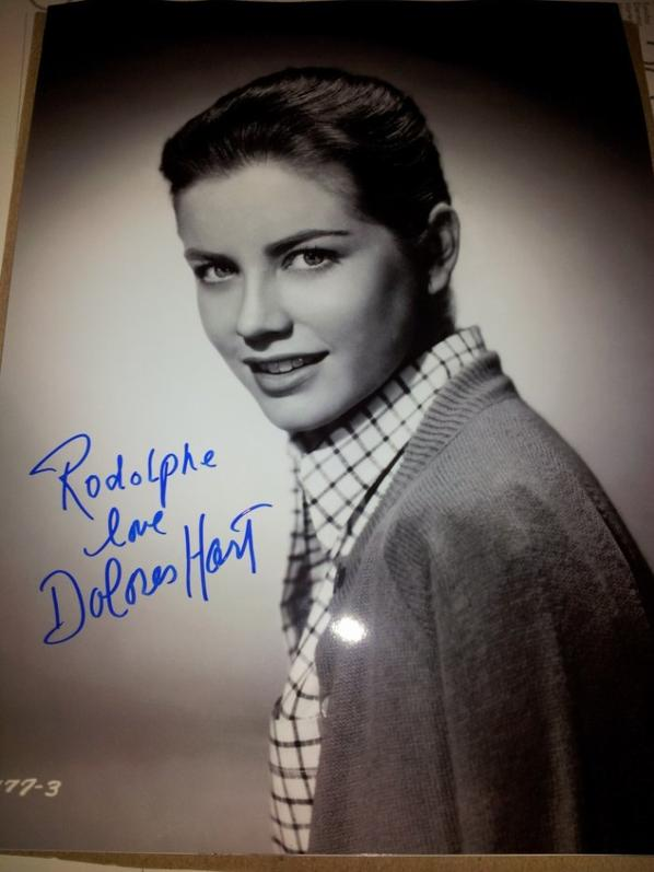 Dolores Hart (Bagarres au King Créole, Amour frénétique, Come Fly with Me)