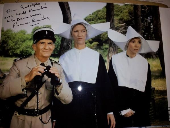 France Rumilly (La série des Gendarmes, Playtime, Les Héroïnes du mal)