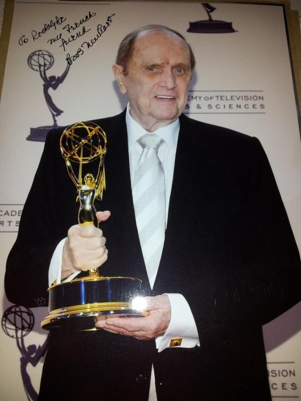 Bob Newhart (The Bob Newhart Show, Newhart, The Big Bang Theory)