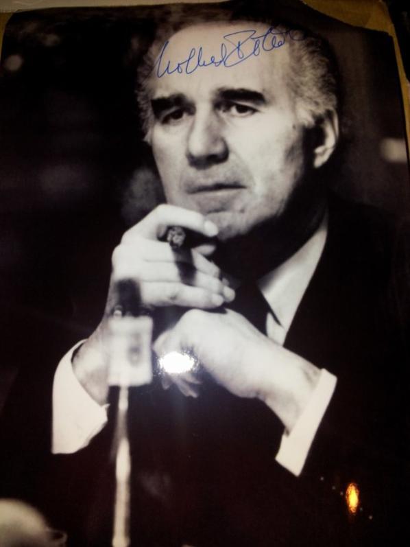 Michel Piccoli (Les Choses de la vie, Max et les Ferrailleurs, Le Mépris)