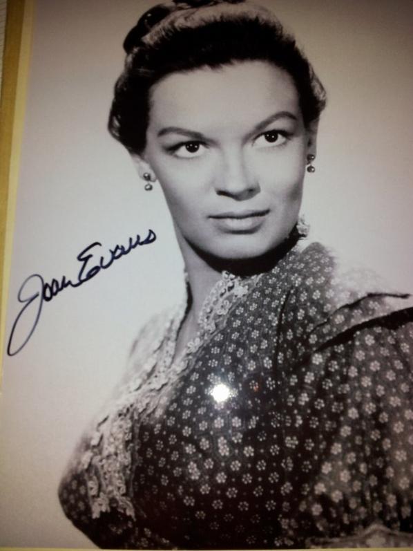 Joan Evans (Une balle signée X, L'héroïque lieutenant, Zorro la série tv)