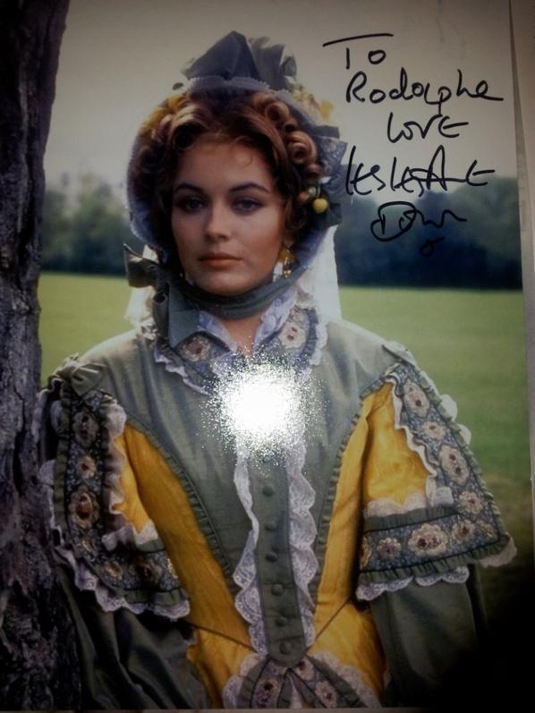 Lesley-Anne Down (Nord et Sud, Guerre et Passion, La Grande Attaque du train d'or)