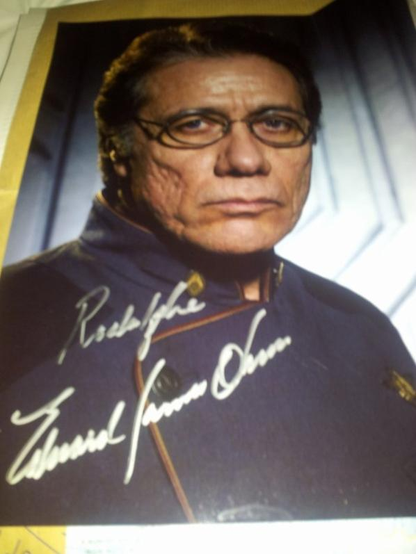 Edward James Olmos (Battlestar Galactica, Blade Runner, Deux flics à Miami)