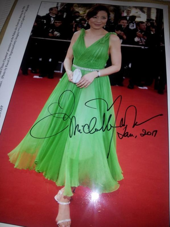 Michelle Yeoh (Police Story 3, Demain ne meurt jamais, The Lady)