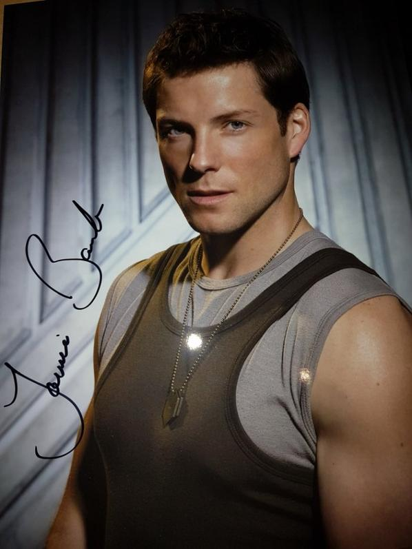 Jamie Bamber (Battlestar Galactica, Band of Brothers, NCIS)