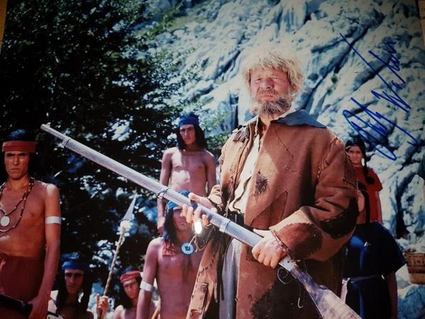 Ralf Wolter (La Révolte des Indiens Apaches, Les Cavaliers rouges, Le Trésor du lac d'argent)