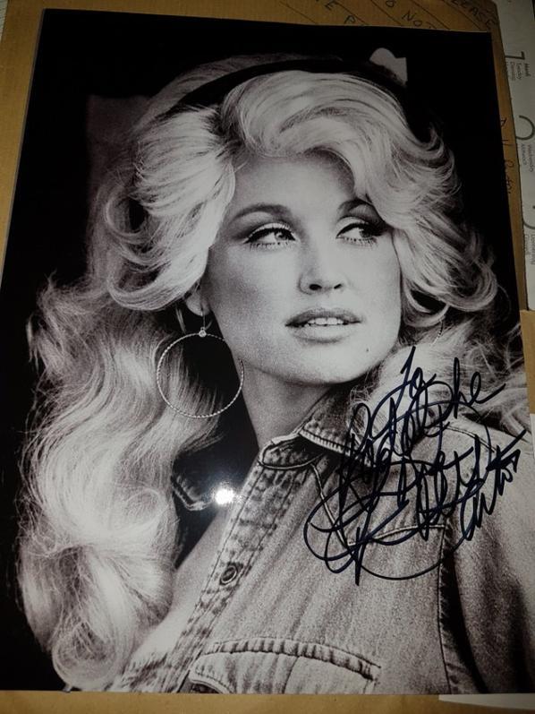 Dolly Parton (La Cage aux poules, New York Cowboy, Franc parler)