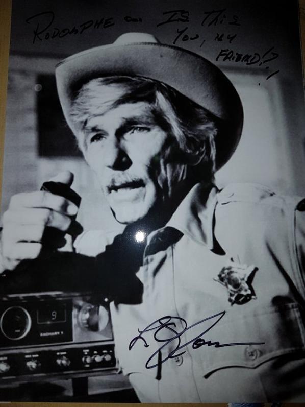 L. Q. Jones (La Horde sauvage, Major Dundee, Coups de feu dans la Sierra)