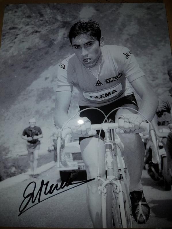 Eddy Merckx (Cycliste)