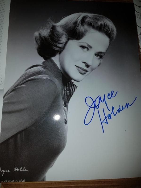 Joyce Holden (The Werewolf, Filles dans la nuit, Iron Man)