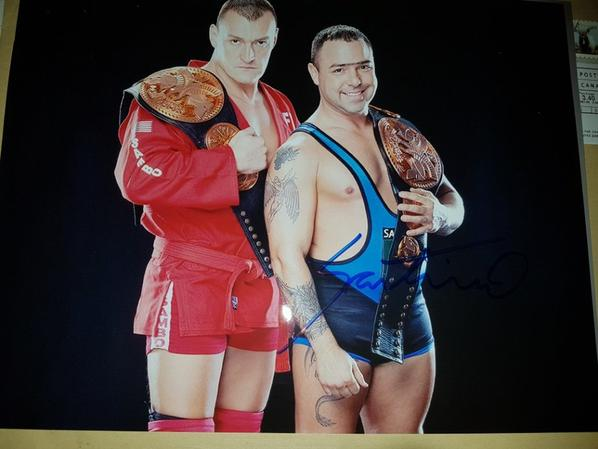 Anthony Carelli alias Santino Marella (Wrestler)