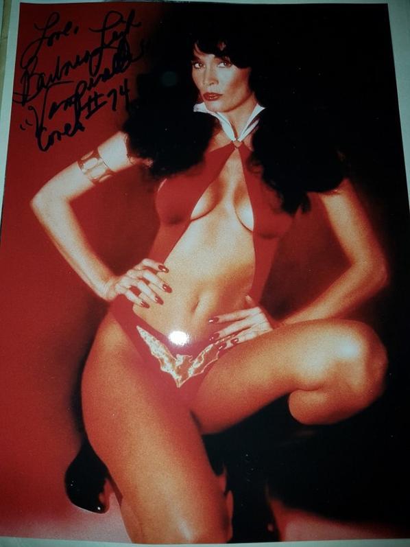 Barbara Leigh (Vampirella, Junior Bonner le dernier bagarreur, Boss Nigger)