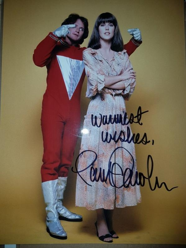 Pam Dawber (Mork and Mindy, Remembrance of Love, À l'½il nu)