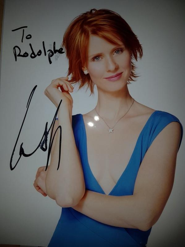 Cynthia Nixon (Sex and the City, Les petites chéries, James White)