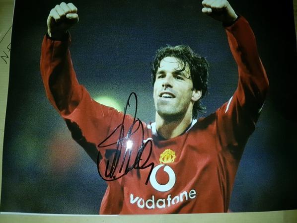 Ruud Van Nistelrooy (Footballeur)