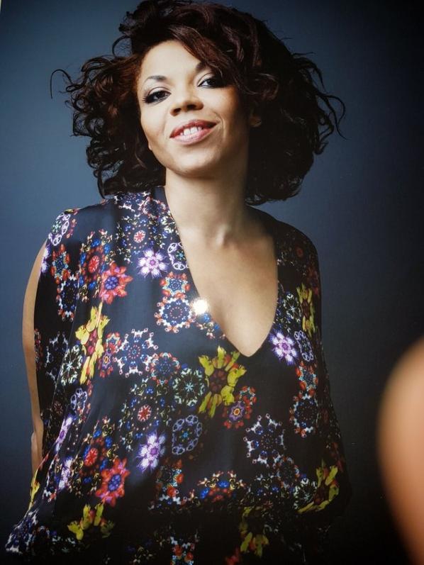 Mina Agossi (Chanteuse de jazz)