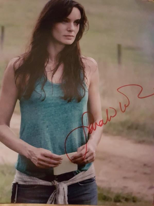 Sarah Wayne Callies (Prison Break, The Walking Dead, Colony)