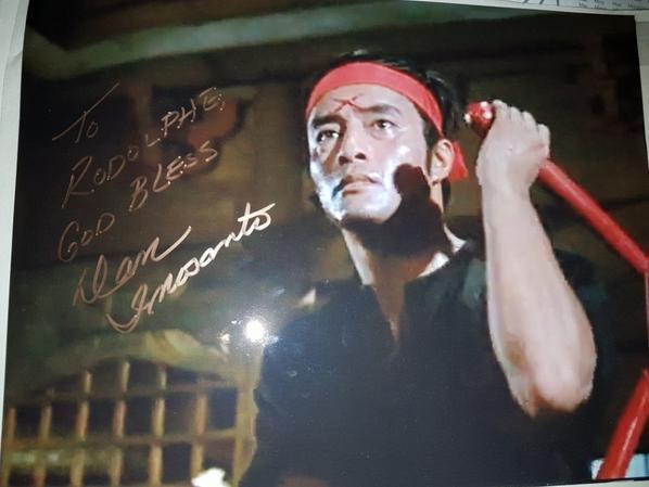 Dan Inosanto (Le Jeu de la mort, Les Aventures de Jack Burton dans les griffes du Mandarin, The Chinese Stuntman)