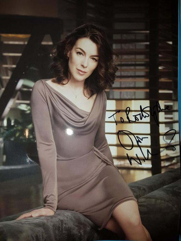 Olivia Williams (Postman, The Ghost Writer, Sabotage)
