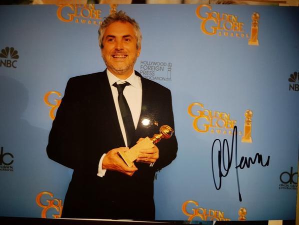 Alfonso Cuarón - cinéaste (Les Fils de l'homme, Harry Potter et le Prisonnier d'Azkaban, Gravity)