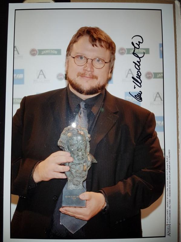Guillermo del Toro - cinéaste (Le Labyrinthe de Pan, Cronos, Hellboy)