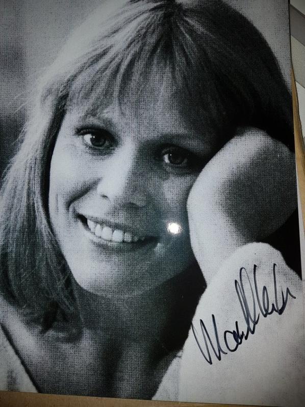 Marthe Keller (Marathon Man, Bobby Deerfield, Fedora)