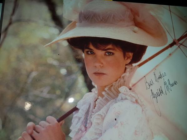 Elizabeth McGovern (Il était une fois en Amérique, Ragtime, Downton Abbey)