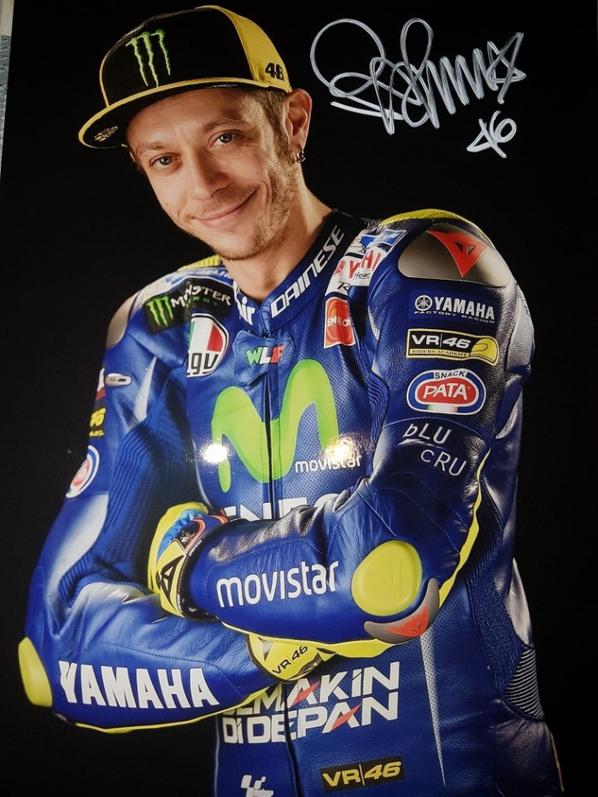 Valentino Rossi (Pilote de moto)