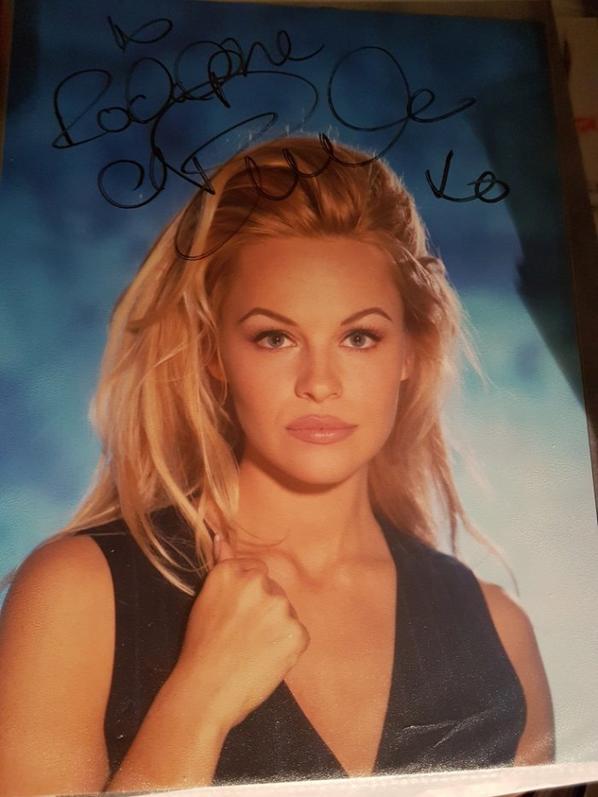 Pamela Anderson (Alerte à Malibu, Barb Wire, V.I.P.)