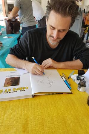 Jef Martinez (Dessinateur)