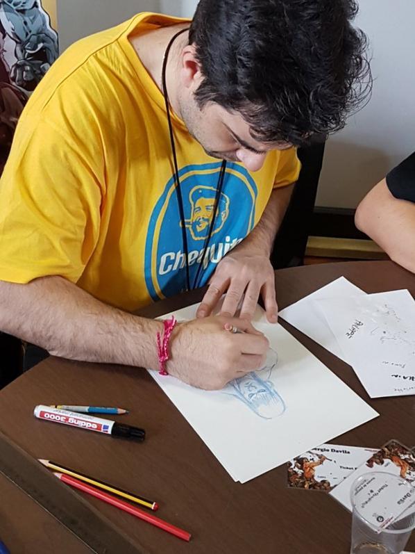 Sergio Davila (Conan)