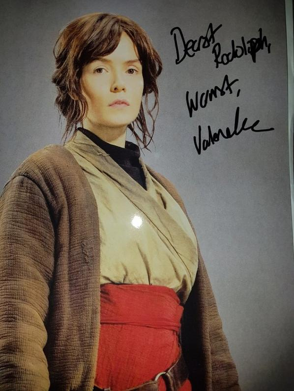 Valene Kane (Star Wars: Rogue One, The Fall, ExPatriot)