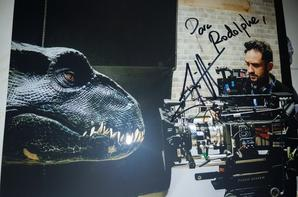 Juan Antonio Bayona (Jurassic World: Fallen Kingdom, L'Orphelinat, The Impossible)