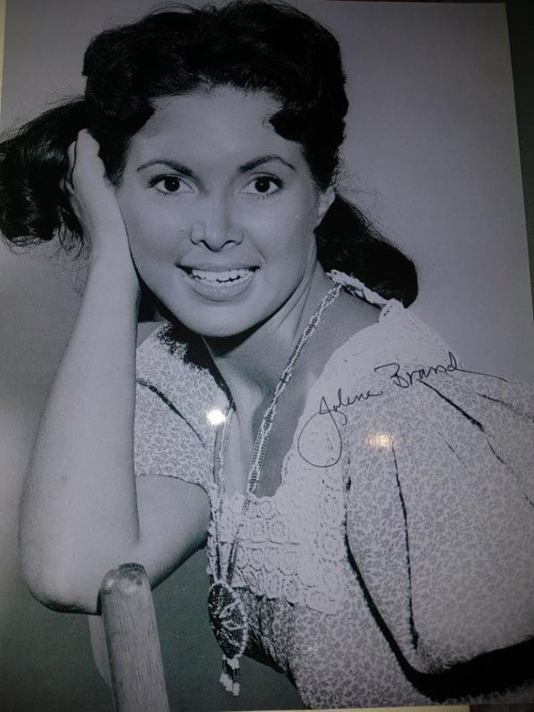 Jolene Brand (Zorro la serie tv, The Ernie Kovacs Show, Hennesey)