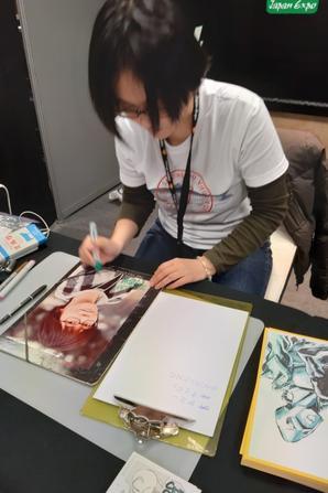 Terumi NISHII (Mangaka)