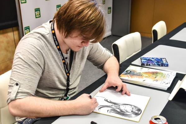 Jorys BOYER (Mangaka)