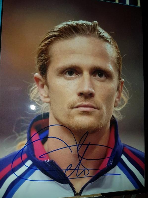 Emmanuel Petit (Footballeur)