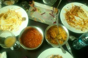 17/O9..Restaurant Indien..avc Imene et Sara..<3..