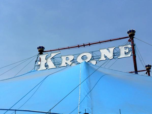 Circus Krone 2013 Aix la Chapelle