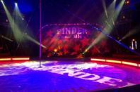 Cirque Pinder Paris Décembre 2013