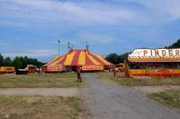Cirque Pinder Amiens Juillet 2015